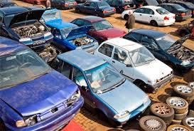 Auto sloop parts